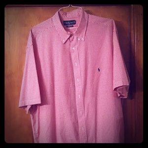 Ralph Lauren Classic Button Shirt